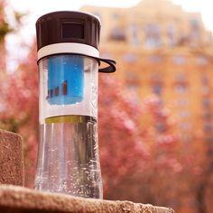 Water Filtration Bottle by Hydros Bottle | MONOQI