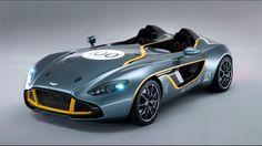 Aston Martin reveals Batmobile-like anniversary speedster
