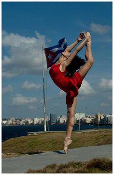 Ballet is a huge in Cuba