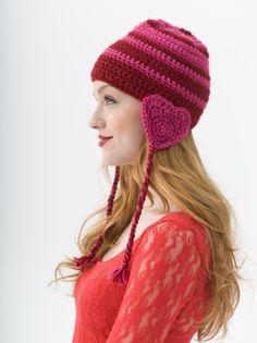 The Romantic Hat: free pattern