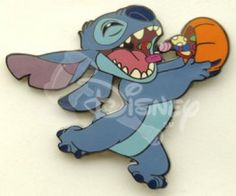DISNEY PINS STITCH Eating Candy LE 1,000 Halloween - bidStart (item 18374012 in Collectibles & Ephemera... Lilo & Stitch)