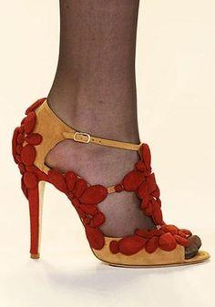 *.* Carolina Herrera A/W 2010 shoes