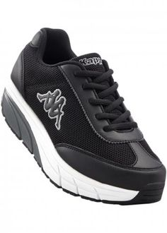 Prezzi e Sconti: #Bonprix damen scarpa sportiva in nero:  ad Euro 49.99 in #Scarpa sportiva nero bonprix #Women