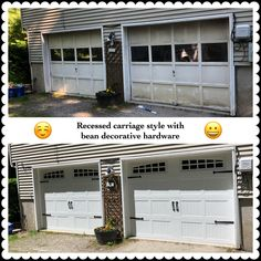 Carriage House, Custom Wood, Garage Doors, Hardware, Collections, Outdoor Decor, Home Decor, Style, Homemade Home Decor