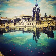 #invasionidigitali #ilmiopatrimonio #italy #italy #fontane #villalante #tuscia #garden #bagnaia