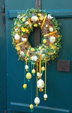 Clock, Wreaths, Autumn, Halloween, Cute, Decor, Google, Easter Activities, Dekoration