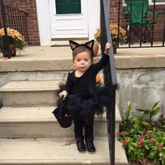 25 simple do it yourself halloween costume ideas toddler cat kitty cat outfit halloween kitty costume by tutucutiesboutique solutioingenieria Choice Image