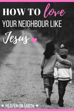 Feeling overwhelmed in life right now? Well Jesus shows us that life really should be simple. He gives us the greatest commandment of all … to love. Want to know how to love your neighbour like Jesus? I can guarantee it'll change many lives … I know for sure, it will change yours! Click through to read now and watch the world be changed!