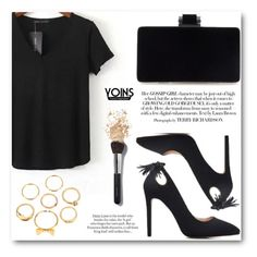 """""""yoins"""" by angelstar92 ❤ liked on Polyvore featuring Chanel, ASOS and yoins"""