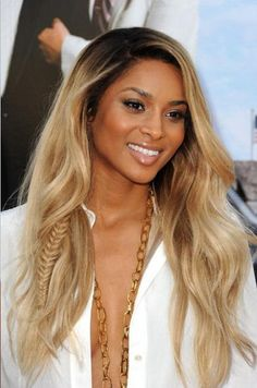 Hi My name is Ciara and I get more beautiful with age, because black dont crack and I have an amazing bone structure. F*** Ciara. I say that with love.