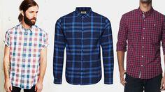 La mode HIPSTER des chemises à carreaux pour Homme