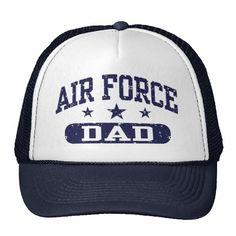 Air Force Dad Trucker Hat