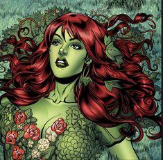 Poison Ivy, The Guardian, Gotham, Dc Comics, Geek Stuff, Marvel, Hero, Art Work, Anime