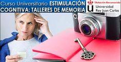 ¿Quieres TRABAJAR organizando TALLERES de MEMORIA para la 3ª EDAD? Con este CURSO de ESTIMULACIÓN COGNITIVA para MAYORES, puedes lograrlo. Formación ONLINE. Titulación UNIVERSIDAD Rey Juan Carlos. Plazas BECADAS al 50%.