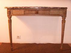 Consolle in legno sbiancato L 130 cm - Baltic   Arredamento ...
