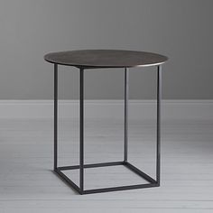 Buy Content by Terence Conran Round Side Table Online at johnlewis.com