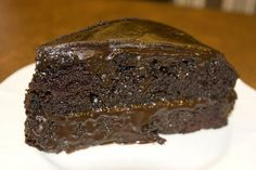 Dark Chocolate Cake