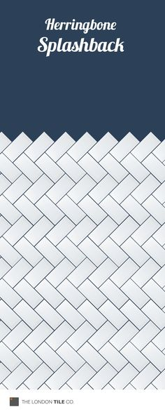 For an effective splash back idea for your kitchen, why not use a herringbone pattern of metro tiles against a plain painted wall? Metro Tiles Kitchen, Metro Tiles Bathroom, Small Kitchen Tiles, Painting Kitchen Tiles, Patterned Kitchen Tiles, Kitchen Wall Tiles, Kitchen Paint, Ikea Kitchen, Small Bathroom