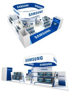 SAMSUNG // Foire de Paris 2012 // Preview