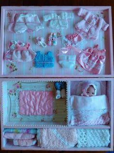 New Ideas Crochet Baby Doll Clothes Sweets New Ideas Crochet B. - New Ideas Crochet Baby Doll Clothes Sweets New Ideas Crochet Baby Doll Clothes Sweets Source by gabigiggenbach - Baby Dolls, Baby Doll Clothes, Doll Clothes Patterns, Crochet Doll Clothes, Reborn Dolls, Reborn Babies, Mini Bebidas, Diy Toy Box, Clay Baby