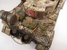 Tiger I 1/35 Scale Model