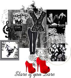 """chic high heels 3"" by starla20101 ❤ liked on Polyvore"
