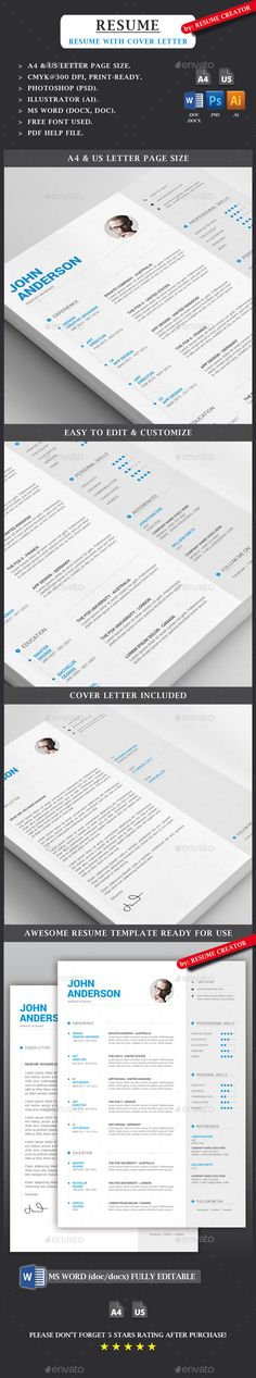 CV - Resume Design resume - find resume templates