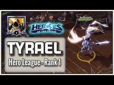 Heroes of the Storm: Hero League Gameplay - Tyrael Full Tank Build! (Rank 1) - http://timechambermarketing.com/uncategorized/heroes-of-the-storm-hero-league-gameplay-tyrael-full-tank-build-rank-1/