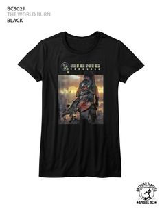 """Checkout our #LicensedGear products FREE SHIPPING + 10% OFF Coupon Code """"Official"""" Bionic Commando T-Shirt womans - Bionic Commando - T-shirt - Price: $24.99. Buy now at https://officiallylicensedgear.com/bionic-commando-t-shirt-womans-bc502j"""