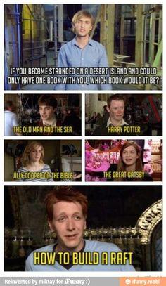 He is a genius.