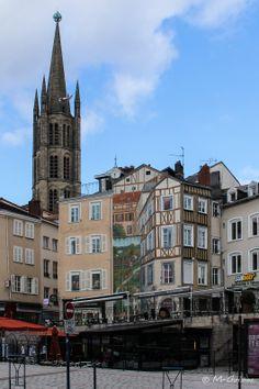 Place de la Motte à Limoges #Limousin