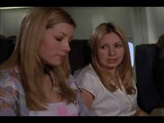 7th Heaven: Mary and Lucy NY trip 1/3 (+playlist)