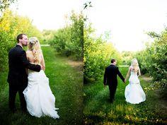 County Line Orchard Wedding  Photo by Two Birds Photography  www.twobirdsphoto.com