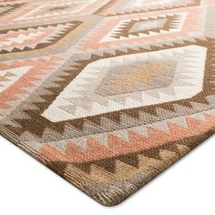Brown Clic Woven Area Rug 5 X7 Threshold