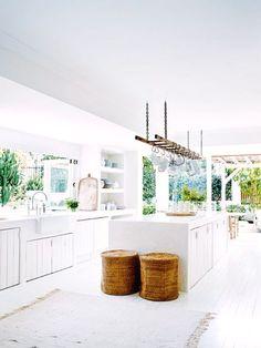 the brightest kitchen