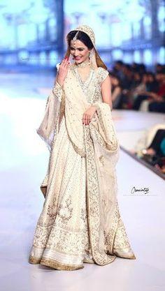Walima wedding dress