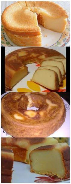 FAÇA ESSE BOLO LISO,É SUPER MOLINHO E DELICIOSO… ❤️ 600 ml de leite 5 ovos 1 xícara (chá) de açúcar #torta#pastel#cumpleaños#dulce#postre#pudín#mousse#cheesecake#chocolate#sanvalentin#love#receta#confitería