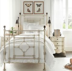 {big girl bedroom}