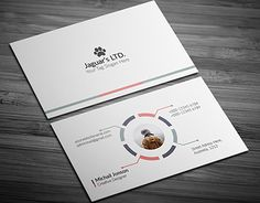 """Check out new work on my @Behance portfolio: """"Corporate Business Card"""" http://be.net/gallery/51657257/Corporate-Business-Card"""
