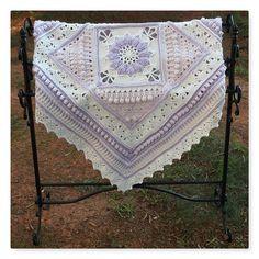 Ravelry: Project Gallery for Charlotte pattern by Dedri Uys Crochet Square Patterns, Crochet Squares, Crochet Motif, Baby Blanket Crochet, Crochet Baby, Charlotte Baby, Dream Blanket, Double Knitting, Knitting Yarn
