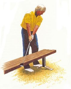 The Extension Bench - Greg Norman's #Golf Tips