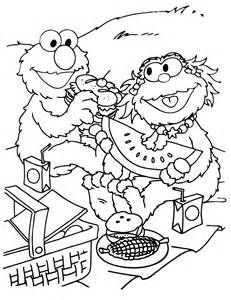 coloring pages rhyming moon elmo coloring page sesame street print out