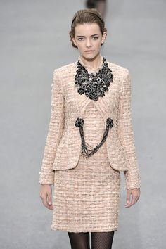 Chanel Spring Haute Couture Spring 2009 Paris