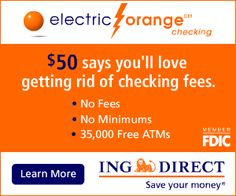 Get $50 for FREE from ING Direct