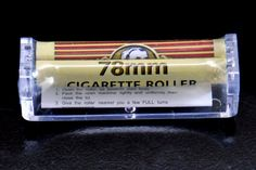 Zig Zag Roller 78mm. Rolls Great >>> You can find out more details at the link of the image.