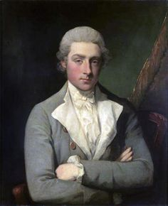 Self portrait, 1785 - Gilbert Stuart ...At the time he painted this self-portrait, the American artist Gilbert Stuart was based in London and was a rising star in the art world...circa 1785...