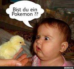 Bist du ein Pokemon?