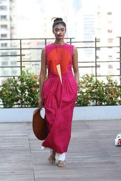 By designer Payal Khandwala. Shop for your wedding trousseau, with a personal shopper & stylist in India - Bridelan, visit our website www.bridelan.com #Bridelan #payalkhandwala #lakmefashionweek