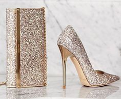 Jimmy Choo Abel Glitter Pointed-Toe Pump, Nude | Buy ➜ http://shoespost.com/jimmy-choo-abel-glitter-pointed-toe-pump-nude/