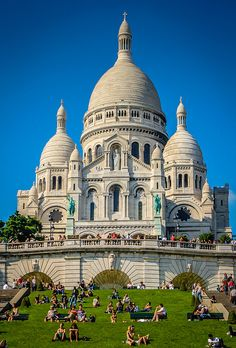 Sacre Coeur Paris France More